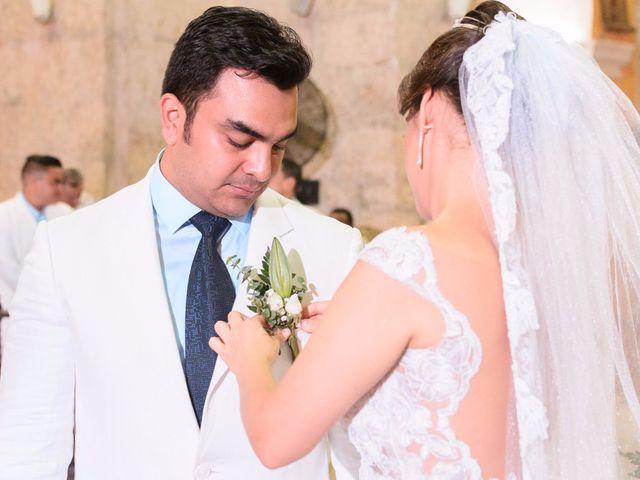 El matrimonio de Vicente y Mary Lourdez en Cartagena, Bolívar 129