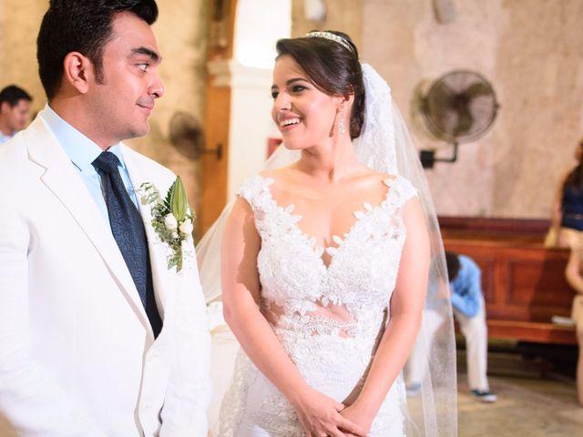 El matrimonio de Vicente y Mary Lourdez en Cartagena, Bolívar 132