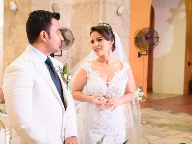 El matrimonio de Vicente y Mary Lourdez en Cartagena, Bolívar 133