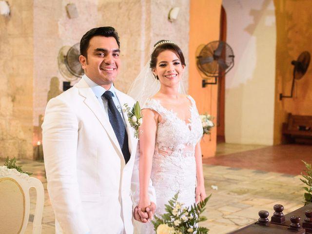 El matrimonio de Vicente y Mary Lourdez en Cartagena, Bolívar 135