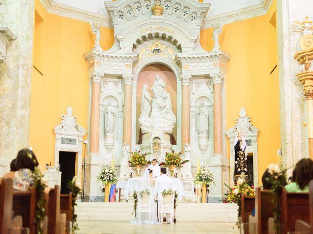 El matrimonio de Vicente y Mary Lourdez en Cartagena, Bolívar 136