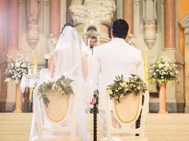 El matrimonio de Vicente y Mary Lourdez en Cartagena, Bolívar 137