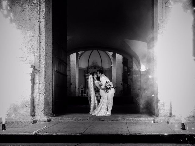 El matrimonio de Vicente y Mary Lourdez en Cartagena, Bolívar 141