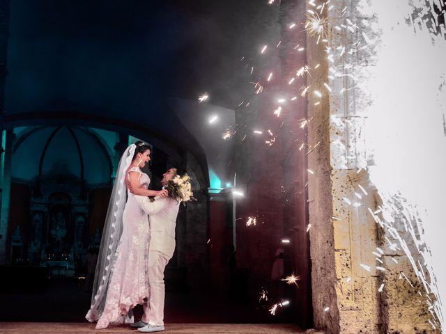 El matrimonio de Vicente y Mary Lourdez en Cartagena, Bolívar 144