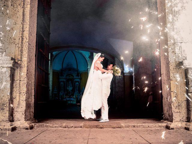 El matrimonio de Vicente y Mary Lourdez en Cartagena, Bolívar 145
