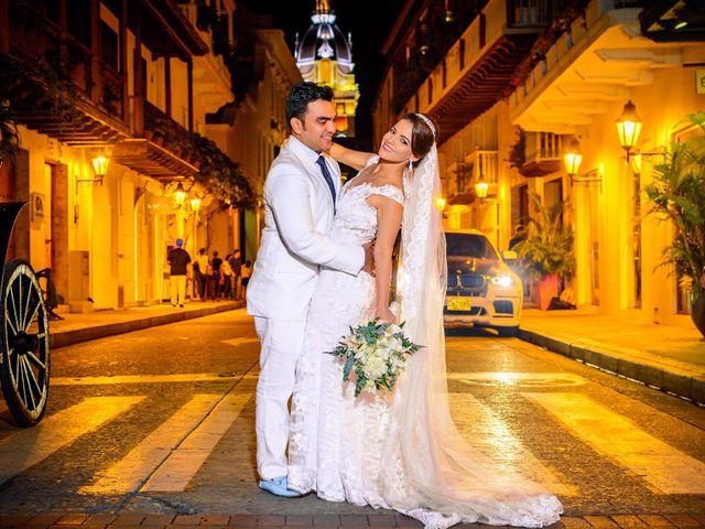 El matrimonio de Vicente y Mary Lourdez en Cartagena, Bolívar 146