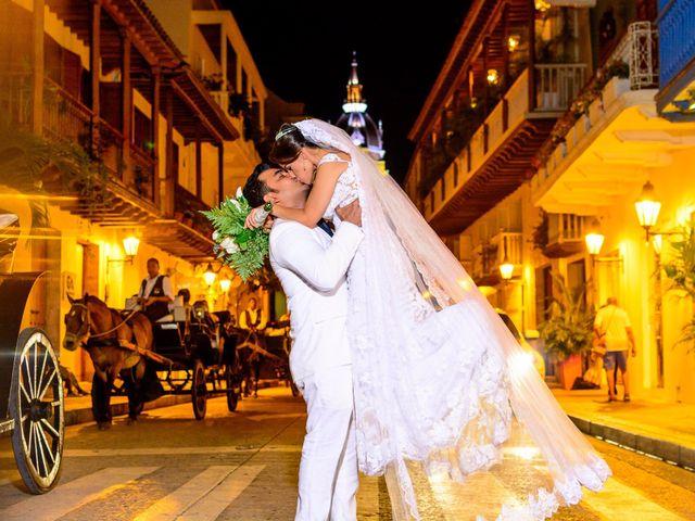 El matrimonio de Vicente y Mary Lourdez en Cartagena, Bolívar 149