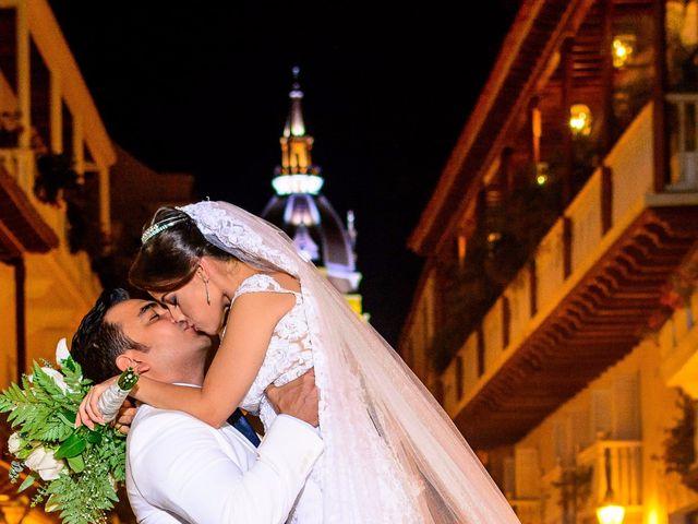 El matrimonio de Vicente y Mary Lourdez en Cartagena, Bolívar 150