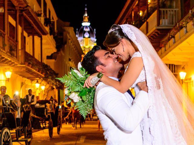El matrimonio de Vicente y Mary Lourdez en Cartagena, Bolívar 151