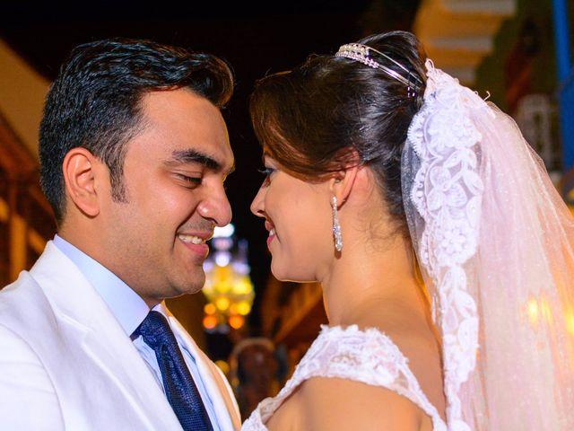 El matrimonio de Vicente y Mary Lourdez en Cartagena, Bolívar 153