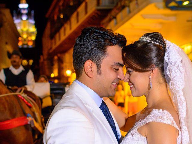 El matrimonio de Vicente y Mary Lourdez en Cartagena, Bolívar 154