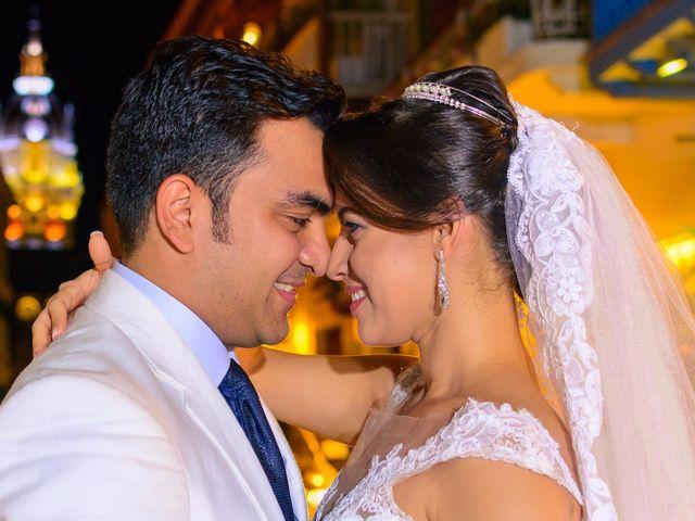 El matrimonio de Vicente y Mary Lourdez en Cartagena, Bolívar 156