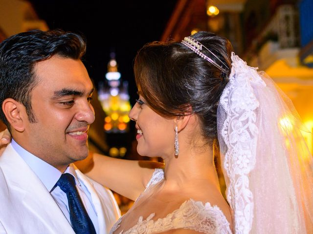 El matrimonio de Vicente y Mary Lourdez en Cartagena, Bolívar 157