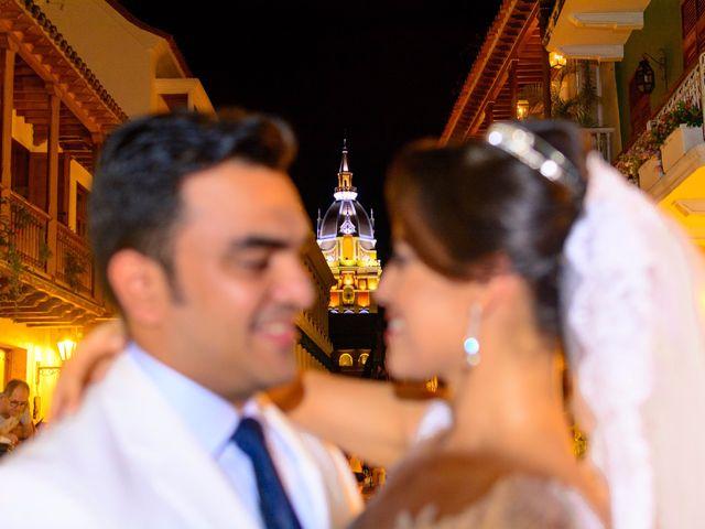 El matrimonio de Vicente y Mary Lourdez en Cartagena, Bolívar 158