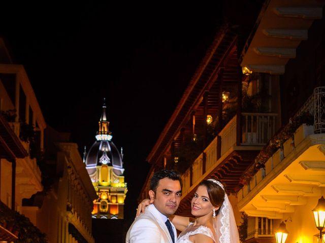El matrimonio de Vicente y Mary Lourdez en Cartagena, Bolívar 159