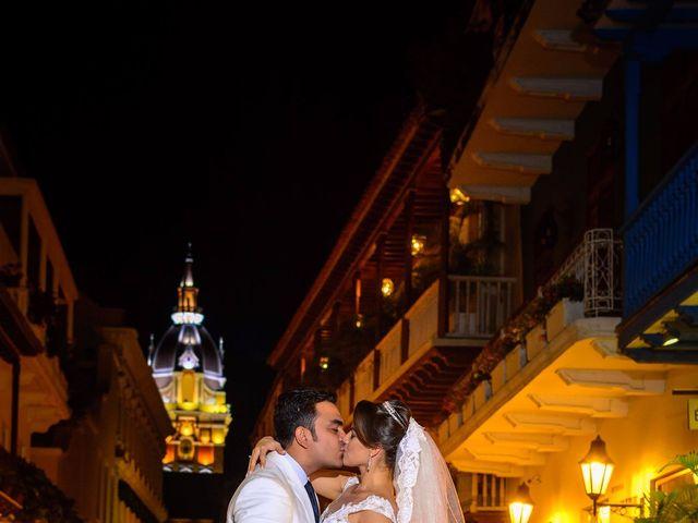 El matrimonio de Vicente y Mary Lourdez en Cartagena, Bolívar 160