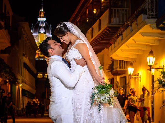 El matrimonio de Vicente y Mary Lourdez en Cartagena, Bolívar 2