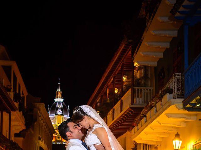 El matrimonio de Vicente y Mary Lourdez en Cartagena, Bolívar 162