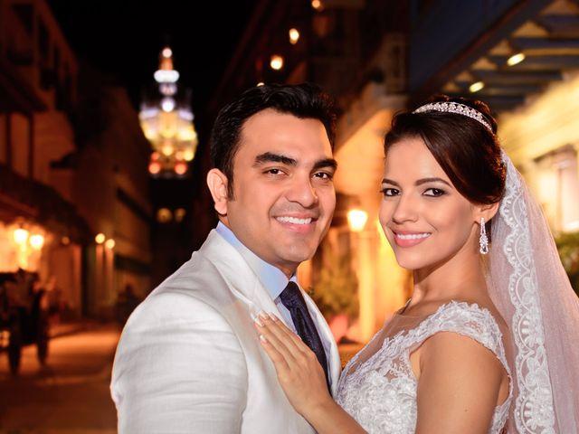 El matrimonio de Vicente y Mary Lourdez en Cartagena, Bolívar 163