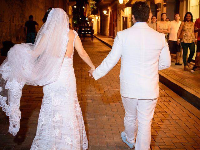 El matrimonio de Vicente y Mary Lourdez en Cartagena, Bolívar 167