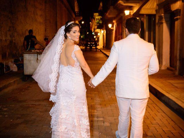 El matrimonio de Vicente y Mary Lourdez en Cartagena, Bolívar 168