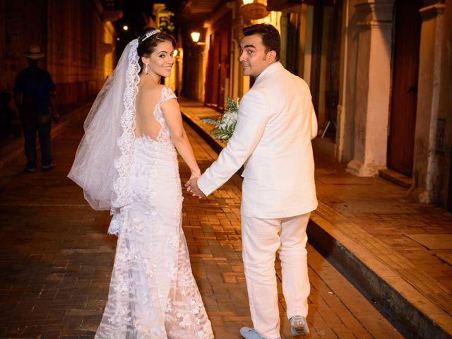 El matrimonio de Vicente y Mary Lourdez en Cartagena, Bolívar 169