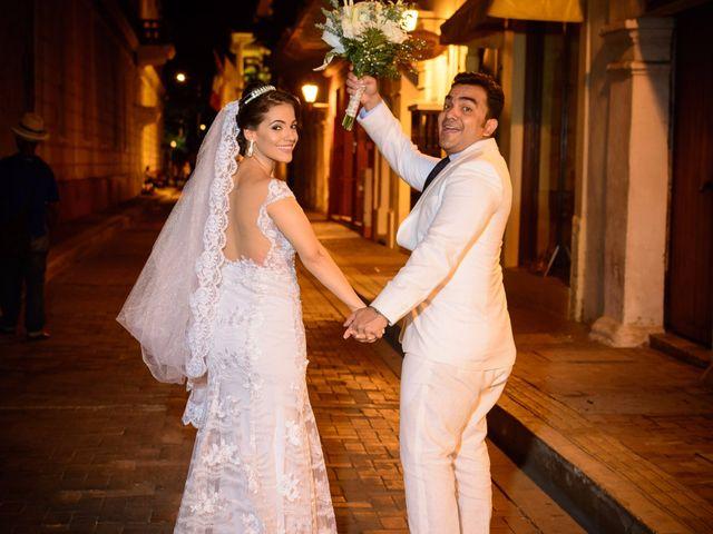 El matrimonio de Vicente y Mary Lourdez en Cartagena, Bolívar 170