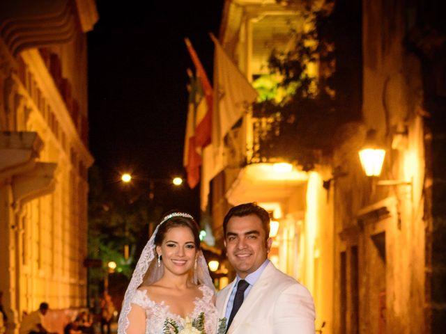 El matrimonio de Vicente y Mary Lourdez en Cartagena, Bolívar 171