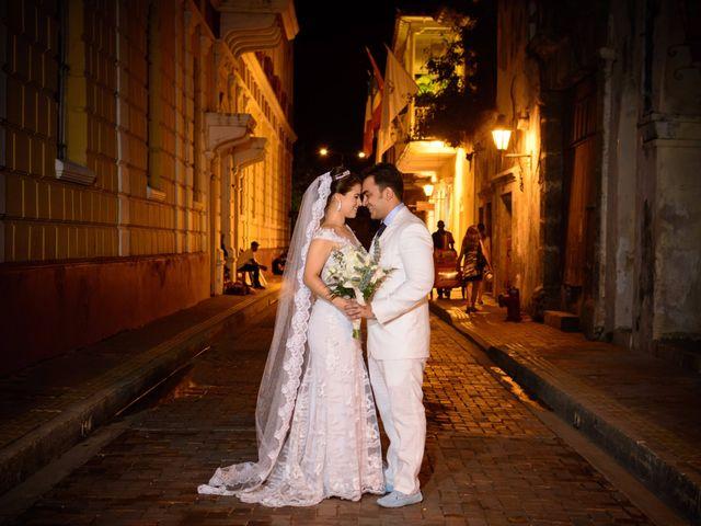 El matrimonio de Vicente y Mary Lourdez en Cartagena, Bolívar 172