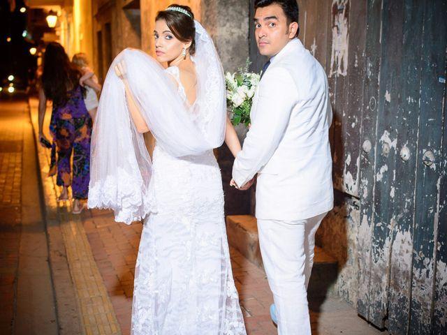 El matrimonio de Vicente y Mary Lourdez en Cartagena, Bolívar 174