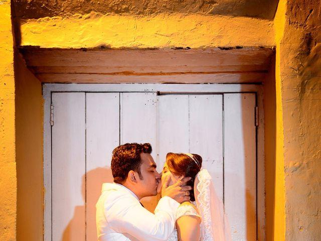 El matrimonio de Vicente y Mary Lourdez en Cartagena, Bolívar 177