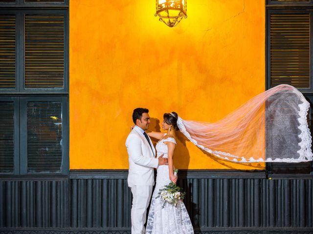 El matrimonio de Vicente y Mary Lourdez en Cartagena, Bolívar 178