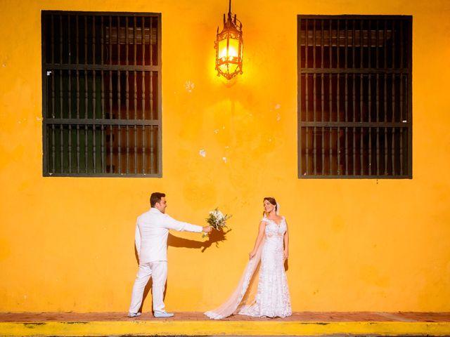 El matrimonio de Vicente y Mary Lourdez en Cartagena, Bolívar 190