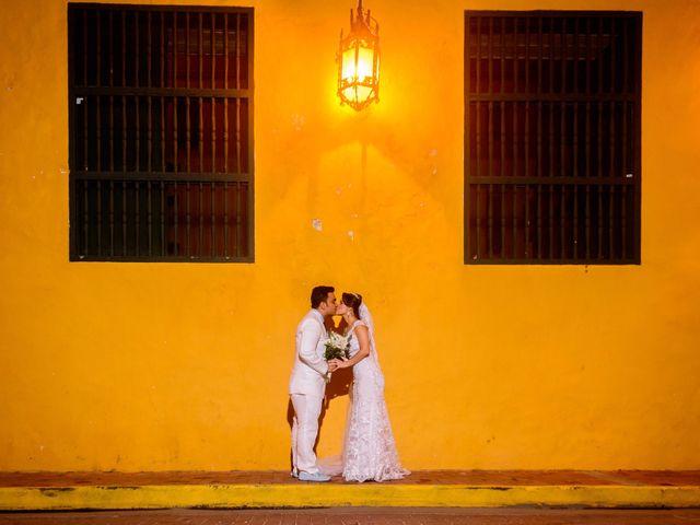El matrimonio de Vicente y Mary Lourdez en Cartagena, Bolívar 192