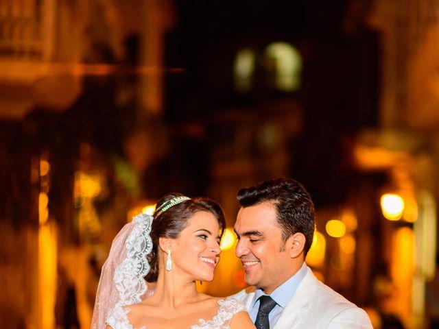 El matrimonio de Vicente y Mary Lourdez en Cartagena, Bolívar 194