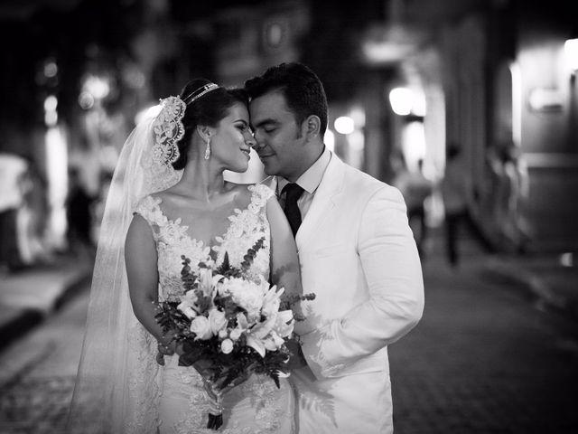 El matrimonio de Vicente y Mary Lourdez en Cartagena, Bolívar 197