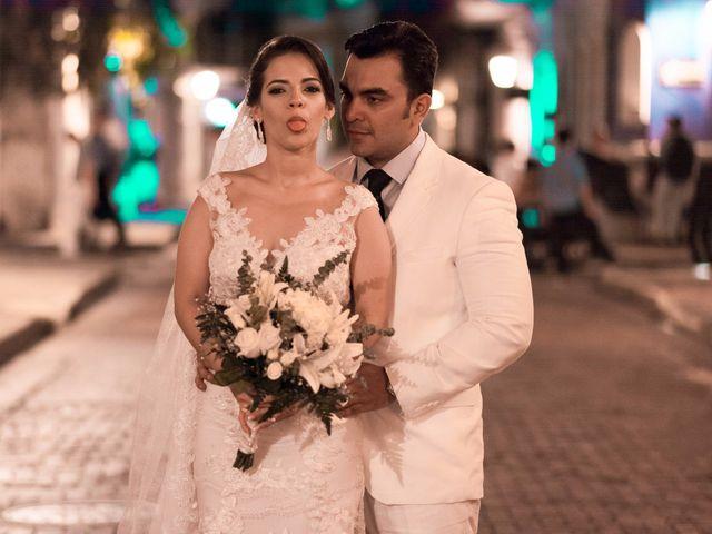 El matrimonio de Vicente y Mary Lourdez en Cartagena, Bolívar 198