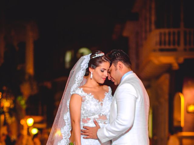 El matrimonio de Vicente y Mary Lourdez en Cartagena, Bolívar 199