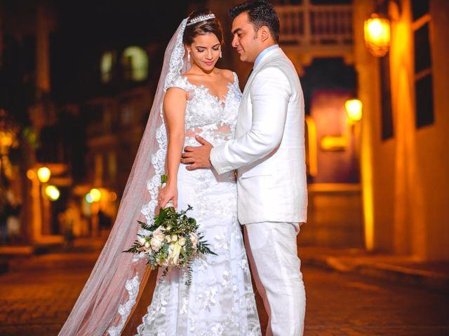 El matrimonio de Vicente y Mary Lourdez en Cartagena, Bolívar 200