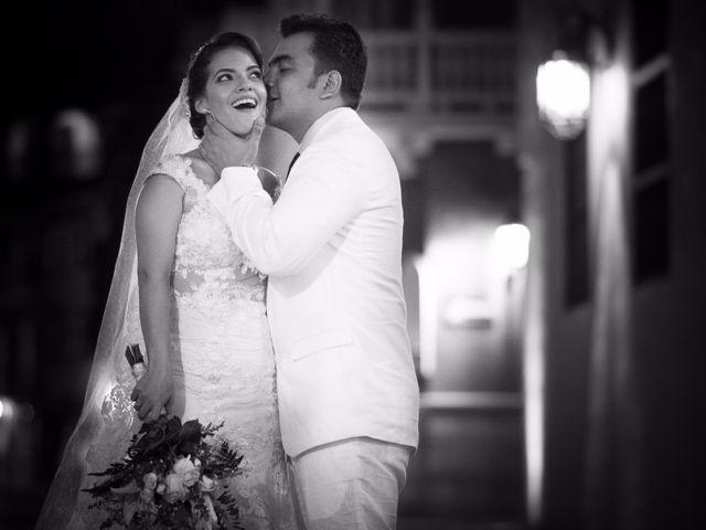 El matrimonio de Vicente y Mary Lourdez en Cartagena, Bolívar 201
