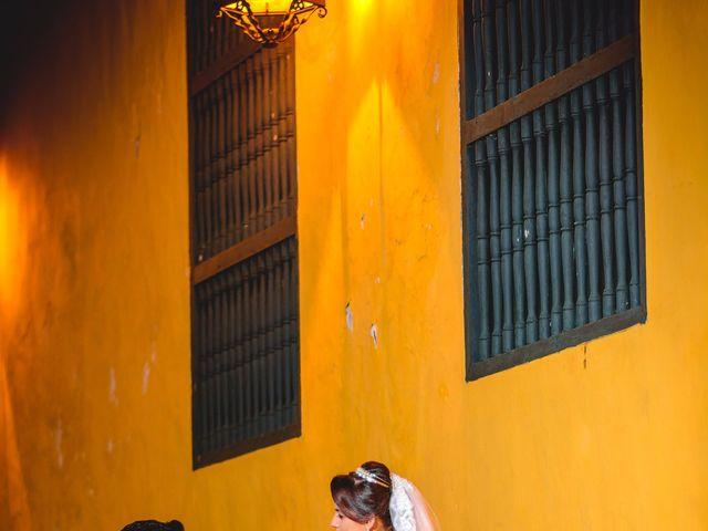 El matrimonio de Vicente y Mary Lourdez en Cartagena, Bolívar 202