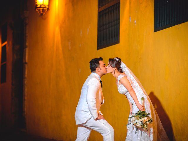 El matrimonio de Vicente y Mary Lourdez en Cartagena, Bolívar 203