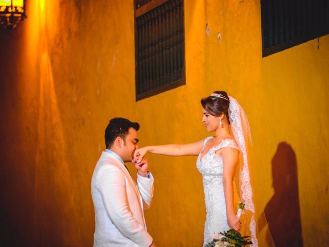 El matrimonio de Vicente y Mary Lourdez en Cartagena, Bolívar 204