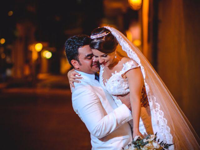 El matrimonio de Vicente y Mary Lourdez en Cartagena, Bolívar 206