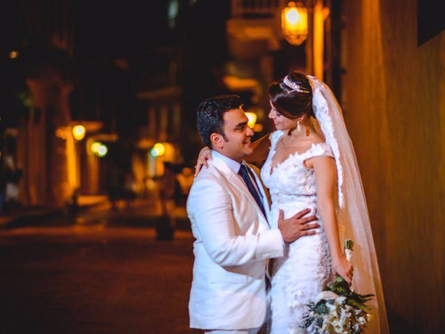 El matrimonio de Vicente y Mary Lourdez en Cartagena, Bolívar 207