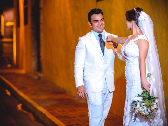 El matrimonio de Vicente y Mary Lourdez en Cartagena, Bolívar 209