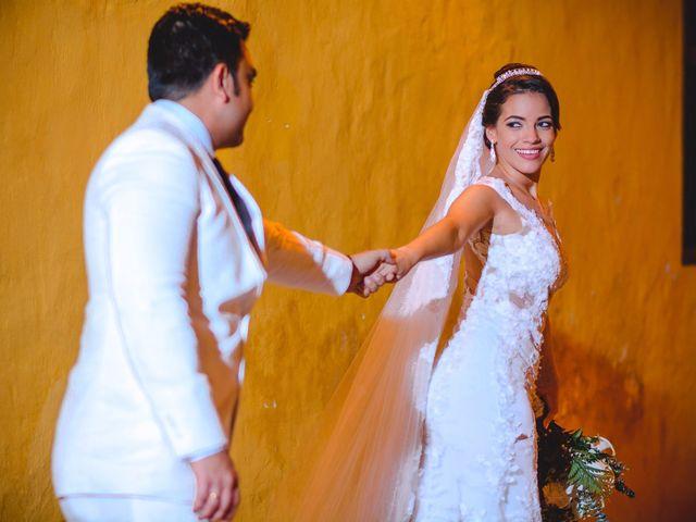 El matrimonio de Vicente y Mary Lourdez en Cartagena, Bolívar 210