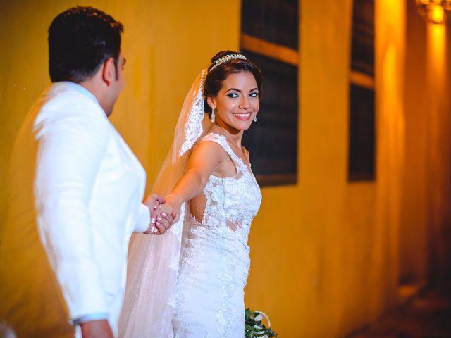 El matrimonio de Vicente y Mary Lourdez en Cartagena, Bolívar 211