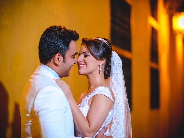 El matrimonio de Vicente y Mary Lourdez en Cartagena, Bolívar 218