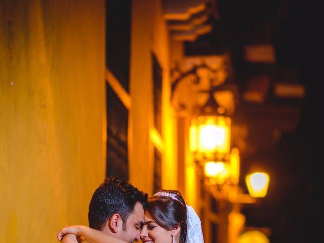 El matrimonio de Vicente y Mary Lourdez en Cartagena, Bolívar 219